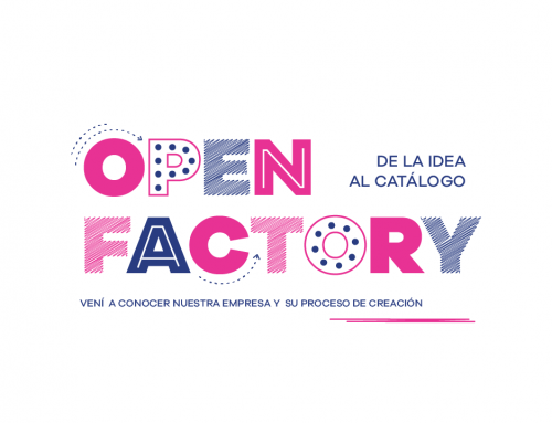OPEN FACTORY, de la idea al catálogo